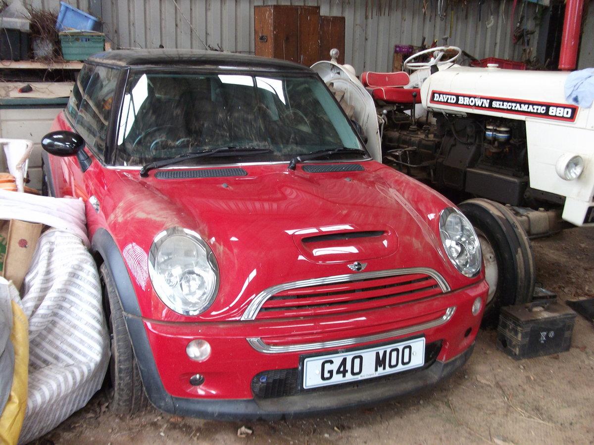 mini cooper s 2004  For Sale (picture 2 of 6)