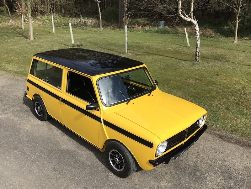 1980 Austin Mini Clubman Estate - Bespoke One off Restoration!! For Sale (picture 2 of 6)