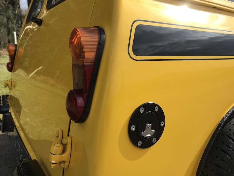 1980 Austin Mini Clubman Estate - Bespoke One off Restoration!! For Sale (picture 5 of 6)