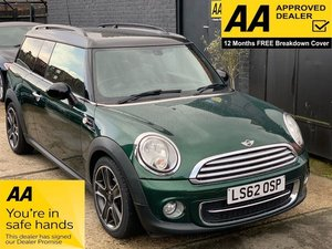 Picture of 2012 MINI Clubman 1.6 Cooper D 5dr SOLD