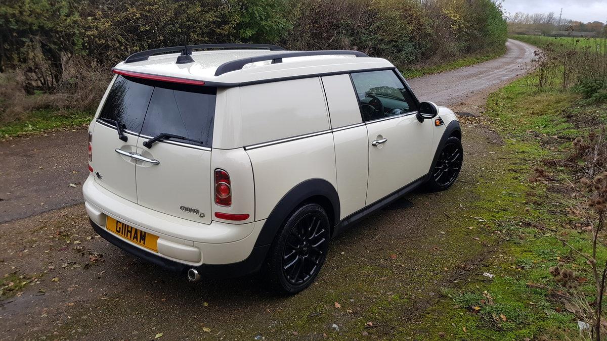 2014 MINI Clubvan 6 Speed Diesel SOLD (picture 2 of 6)