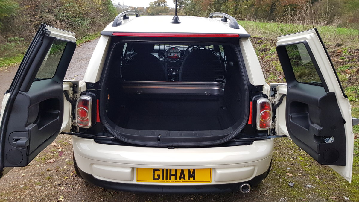 2014 MINI Clubvan 6 Speed Diesel SOLD (picture 6 of 6)