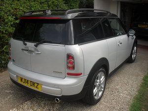 Mini Cooper Clubman with Chilli Pack