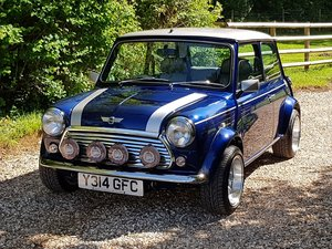 Picture of 2001 Stunning Mini Cooper Sport On Just 10900 Miles From New SOLD