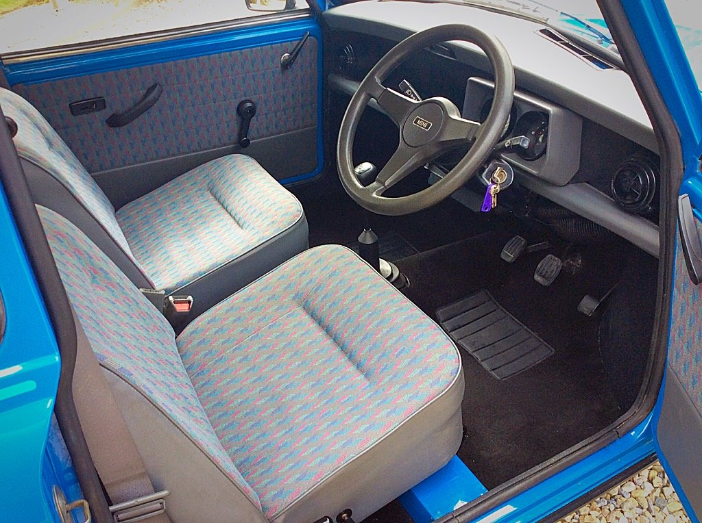 1992 ROVER MINI 1000 CITY E - 1,990 MILES FROM NEW - PX For Sale (picture 4 of 6)