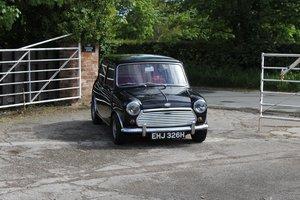 1969 Morris Mini Cooper S MkII, Matching No's, UK RHD SOLD