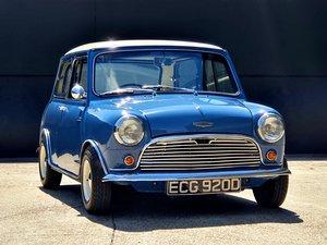 1966 Austin Mini Cooper MK1 - Island Blue 998cc