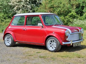 Mini Cooper Sportspack, 1998, Red For Sale