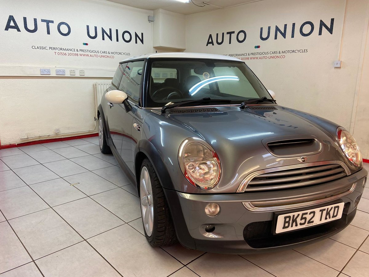 2003 R53 MINI COOPER S JOHN COOPER WORKS No 14 !! For Sale (picture 1 of 6)