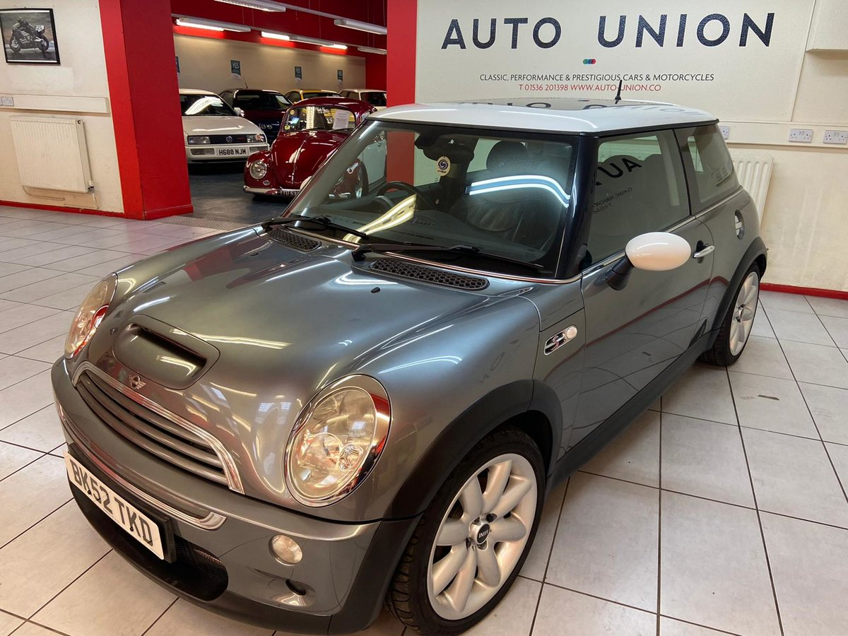 2003 R53 MINI COOPER S JOHN COOPER WORKS No 14 !! For Sale (picture 2 of 6)