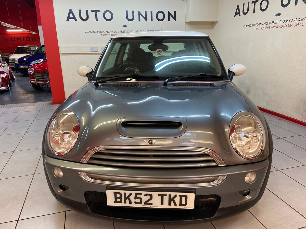 2003 R53 MINI COOPER S JOHN COOPER WORKS No 14 !! For Sale (picture 3 of 6)