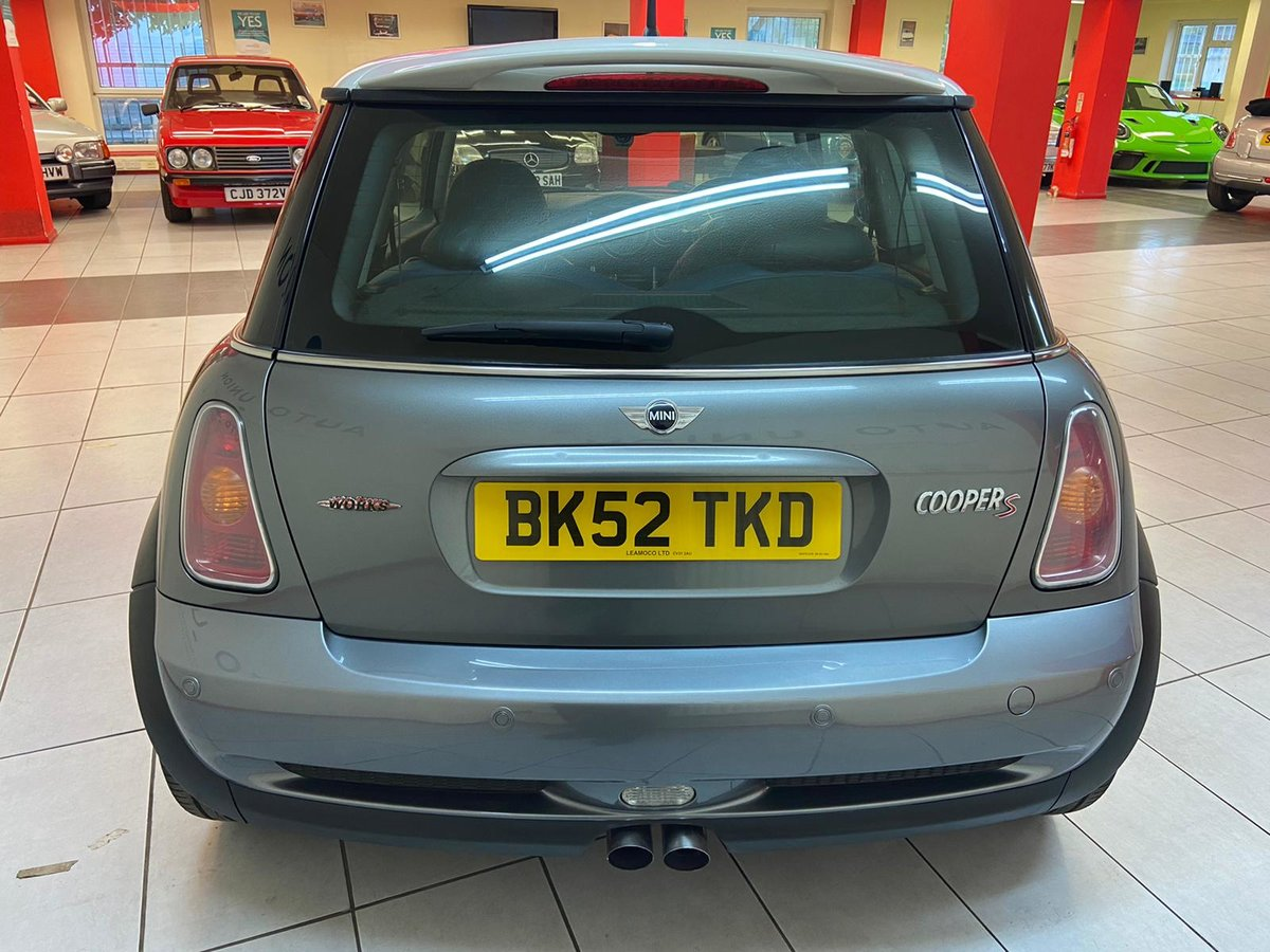 2003 R53 MINI COOPER S JOHN COOPER WORKS No 14 !! For Sale (picture 4 of 6)