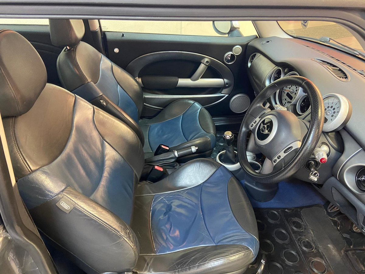 2003 R53 MINI COOPER S JOHN COOPER WORKS No 14 !! For Sale (picture 5 of 6)
