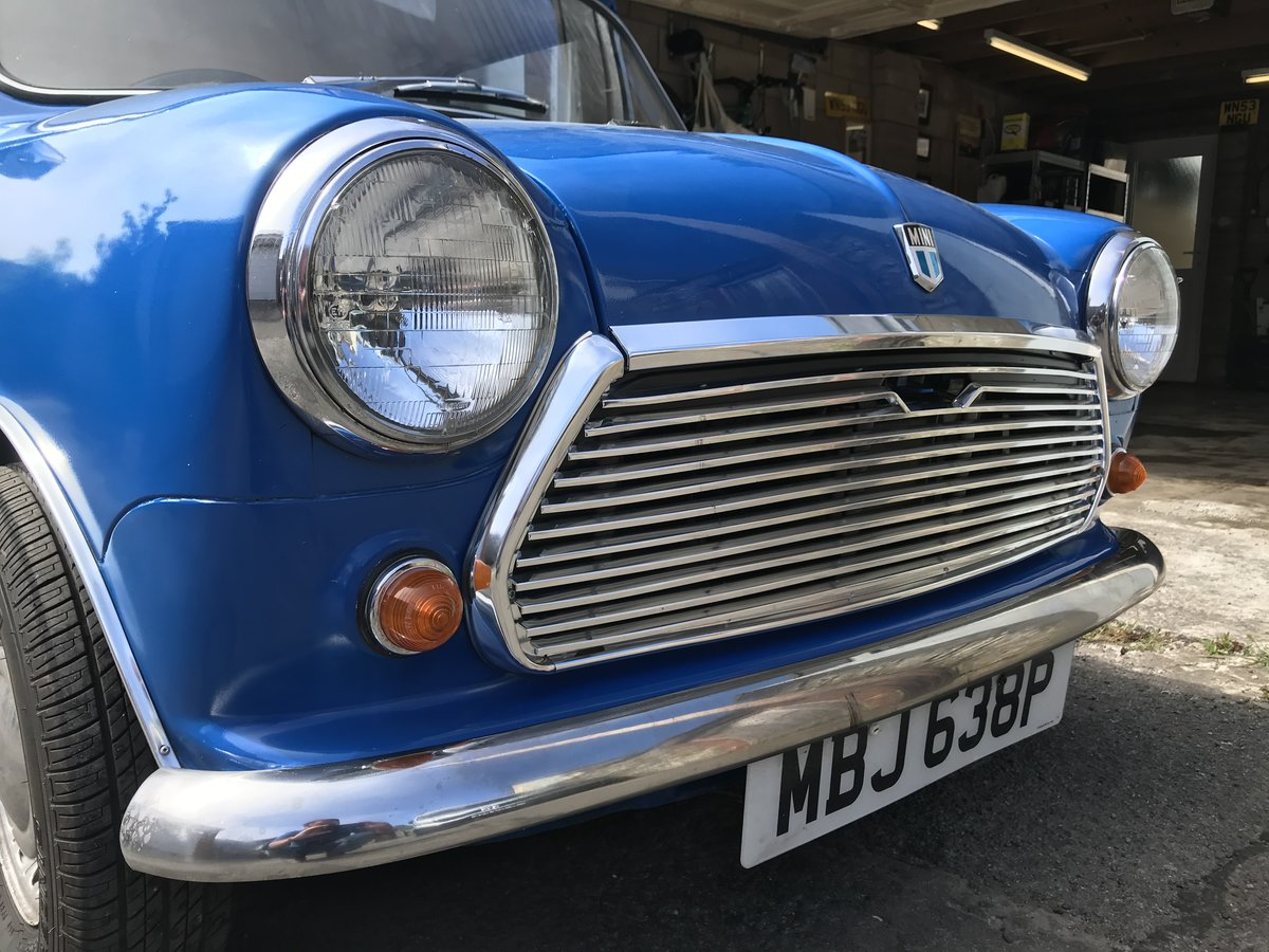 1976 Mini 1000 Time warp 11,200 miles from new SOLD (picture 2 of 6)