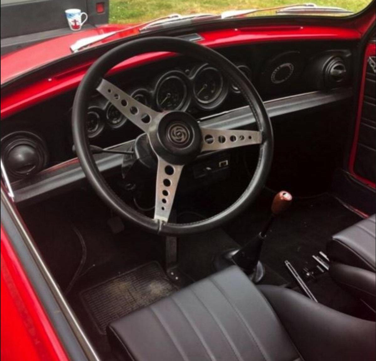 1975 Morris Mini Cooper 1300 For Sale (picture 5 of 6)