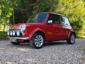 Picture of 2000 Mini Cooper Sport On 17400 Miles SOLD
