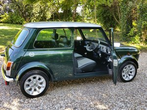 Picture of 2000 Mini Cooper Sport On 6990 Miles From New SOLD