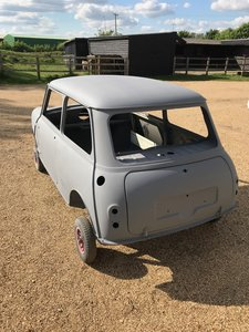 1966 MK1 Cooper Or Cooper S Shell