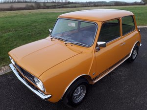 Fully restored 1275GT in the best colour