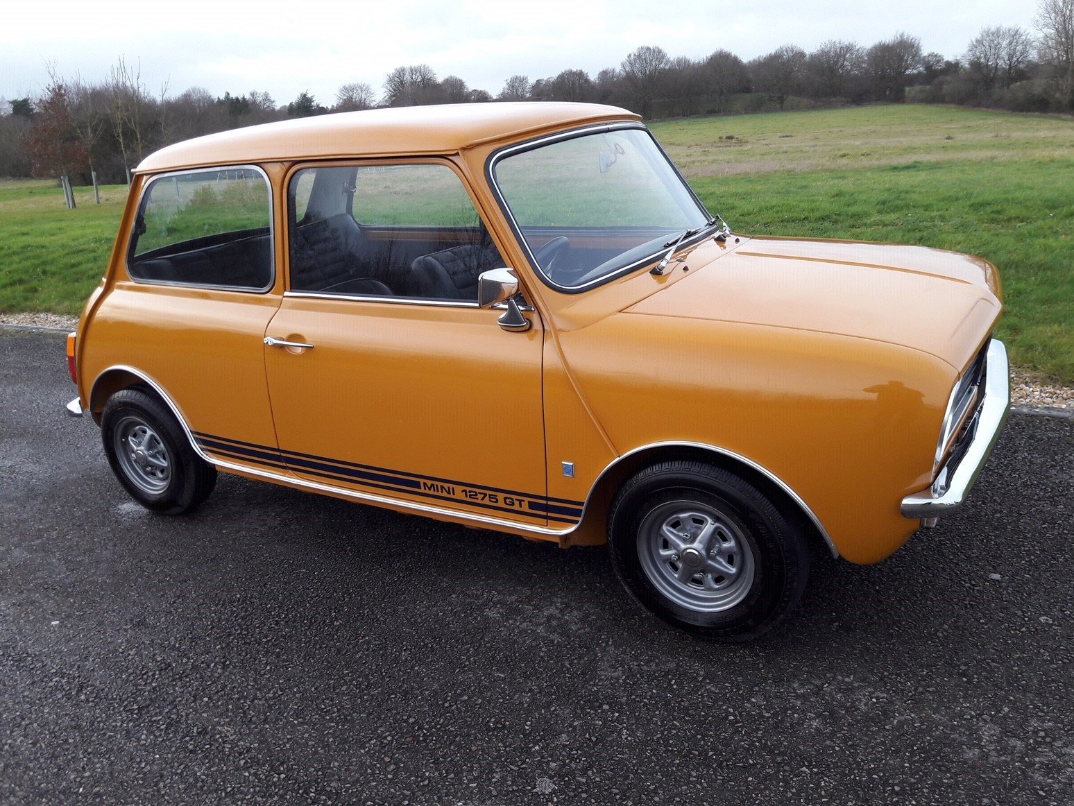 1972 Fully restored 1275GT in the best colour For Sale (picture 2 of 6)