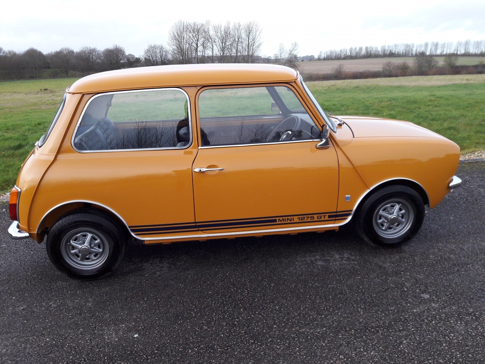 1972 Fully restored 1275GT in the best colour For Sale (picture 3 of 6)