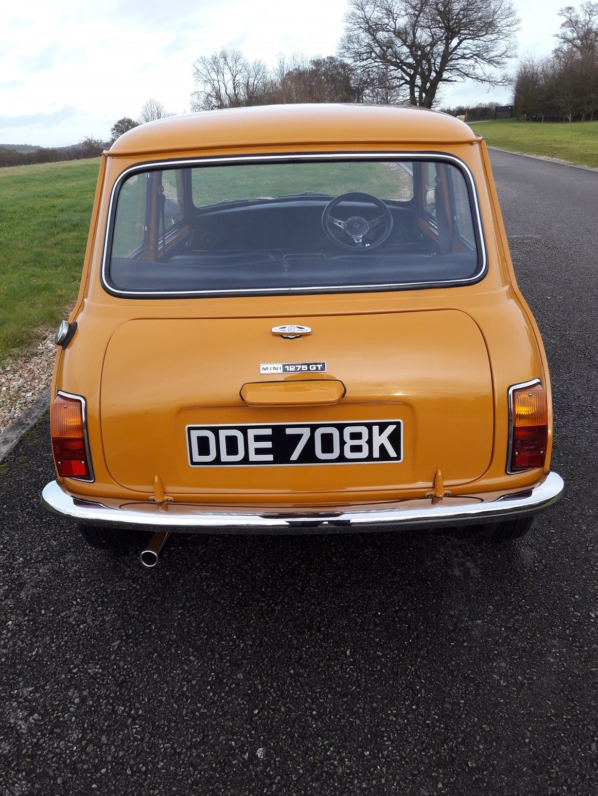 1972 Fully restored 1275GT in the best colour For Sale (picture 4 of 6)