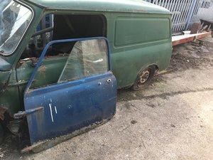 1980 Mini van