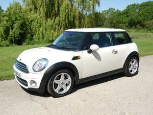 2009 (59) Mini Cooper 1.6d Chilli Pack