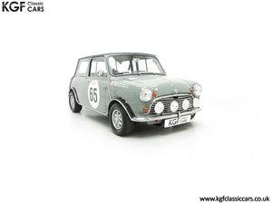 1965 A Rare Homologation Morris Mini Mk1 Cooper S 970cc