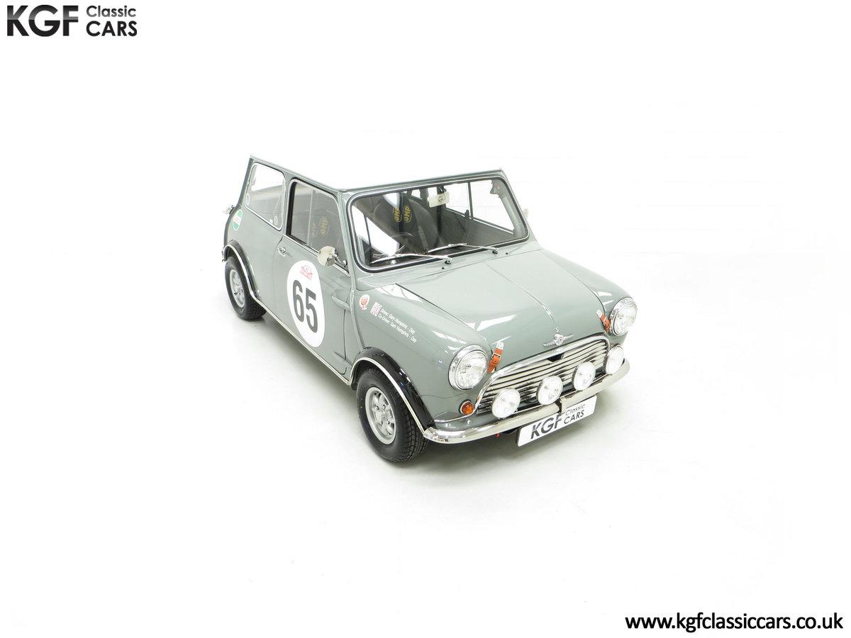 1965 A Rare Homologation Morris Mini Mk1 Cooper S 970cc For Sale (picture 2 of 24)