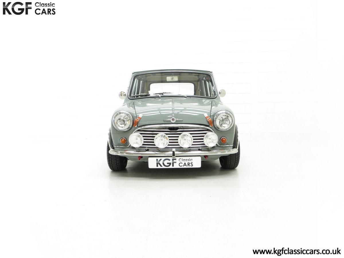 1965 A Rare Homologation Morris Mini Mk1 Cooper S 970cc For Sale (picture 3 of 24)