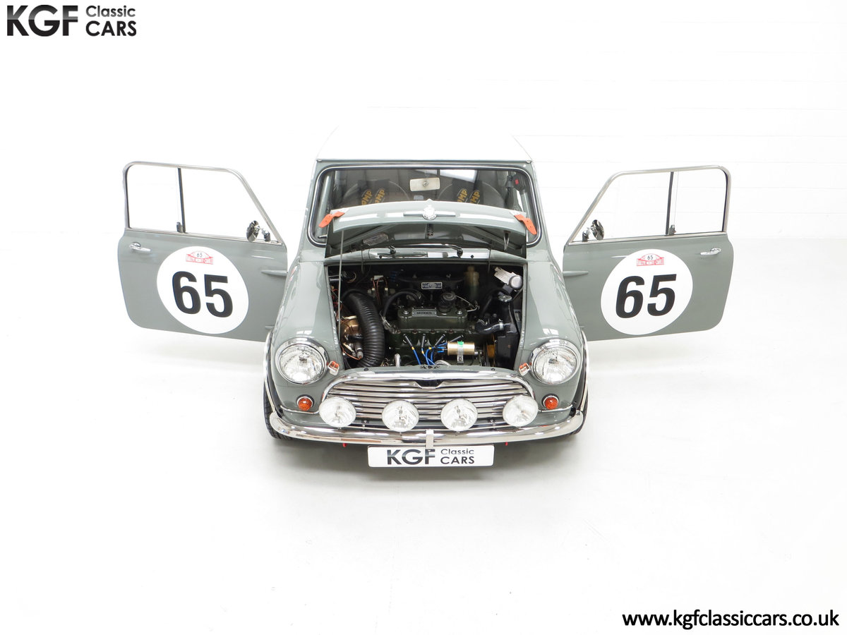 1965 A Rare Homologation Morris Mini Mk1 Cooper S 970cc For Sale (picture 4 of 24)