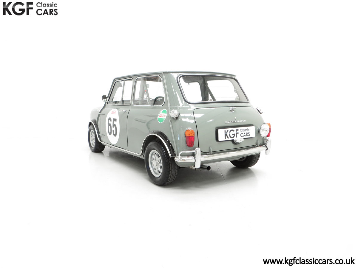 1965 A Rare Homologation Morris Mini Mk1 Cooper S 970cc SOLD (picture 8 of 24)