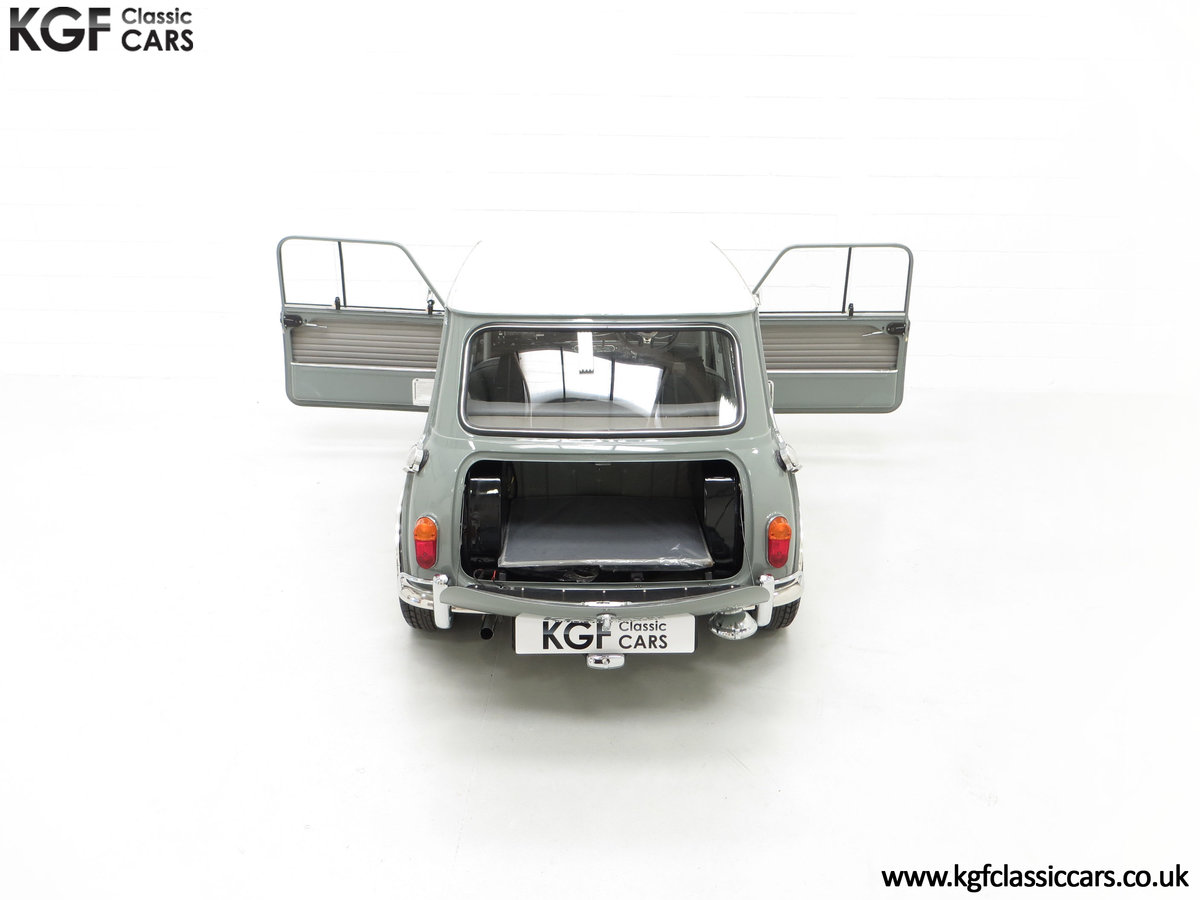 1965 A Rare Homologation Morris Mini Mk1 Cooper S 970cc SOLD (picture 11 of 24)