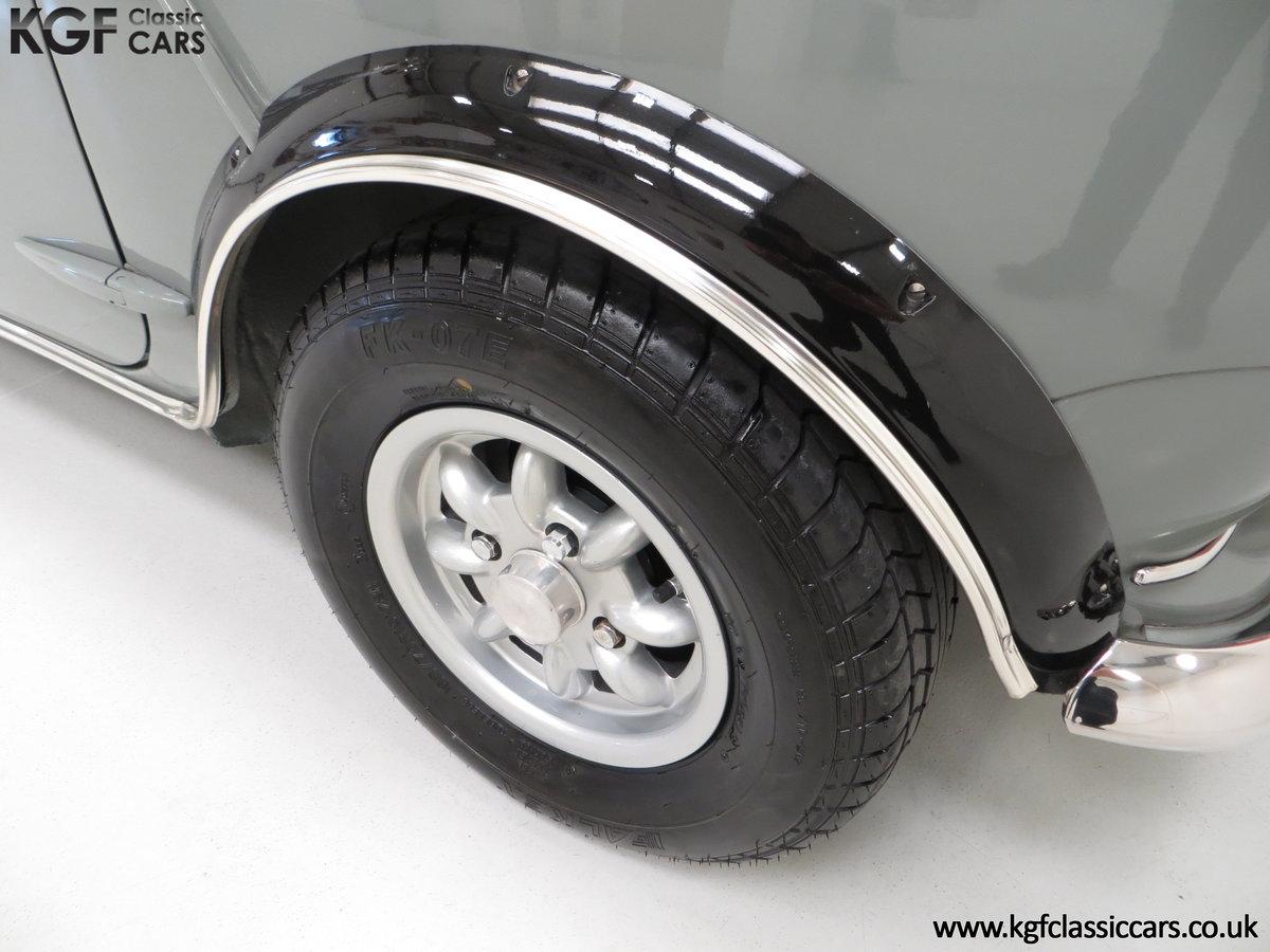1965 A Rare Homologation Morris Mini Mk1 Cooper S 970cc For Sale (picture 15 of 24)