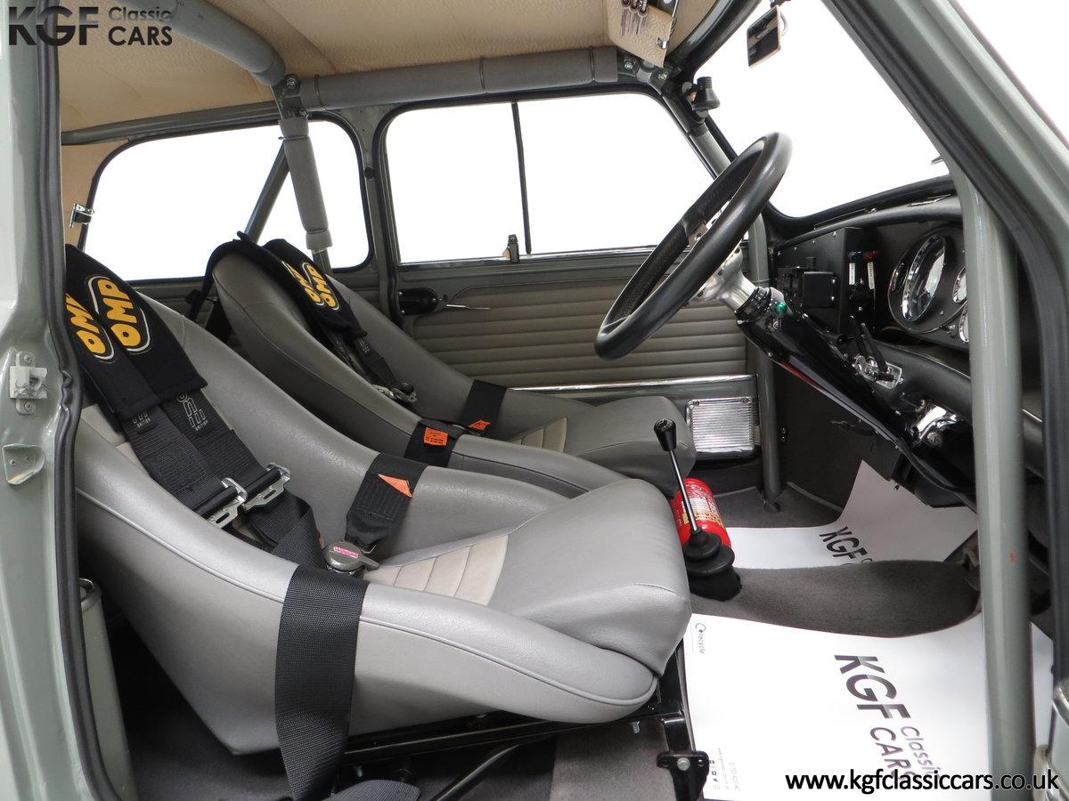 1965 A Rare Homologation Morris Mini Mk1 Cooper S 970cc SOLD (picture 17 of 24)