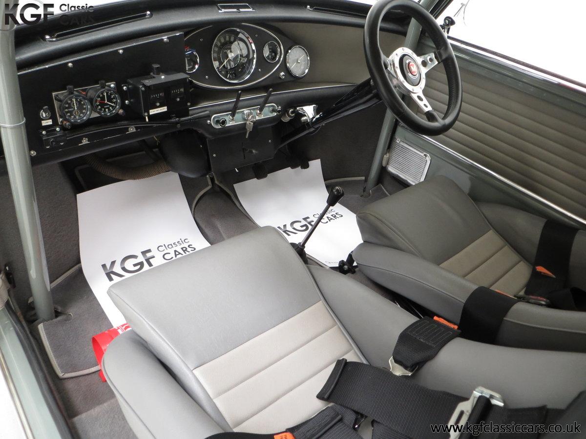 1965 A Rare Homologation Morris Mini Mk1 Cooper S 970cc For Sale (picture 20 of 24)