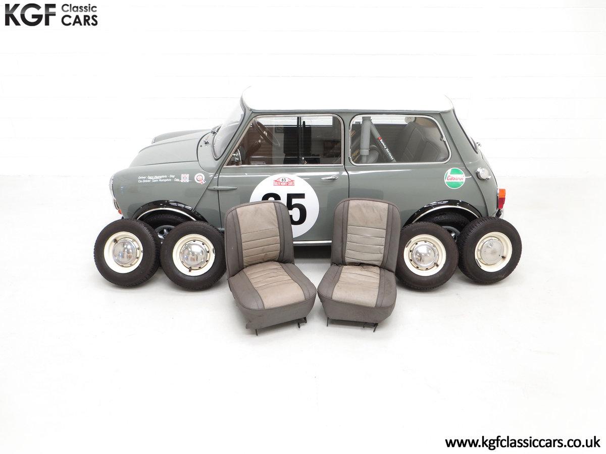 1965 A Rare Homologation Morris Mini Mk1 Cooper S 970cc For Sale (picture 24 of 24)