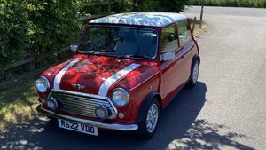 1997 MINI COOPER-VERY LOW MILES 26K- RESTORED 2016 For Sale
