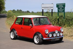 Austin Mini 1000, 1969.  Rebuilt 1275cc engine. For Sale
