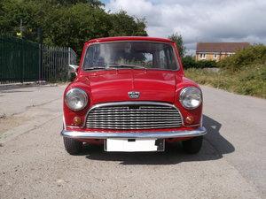 1963 MINI MKI AUSTIN 850 DE-LUXE