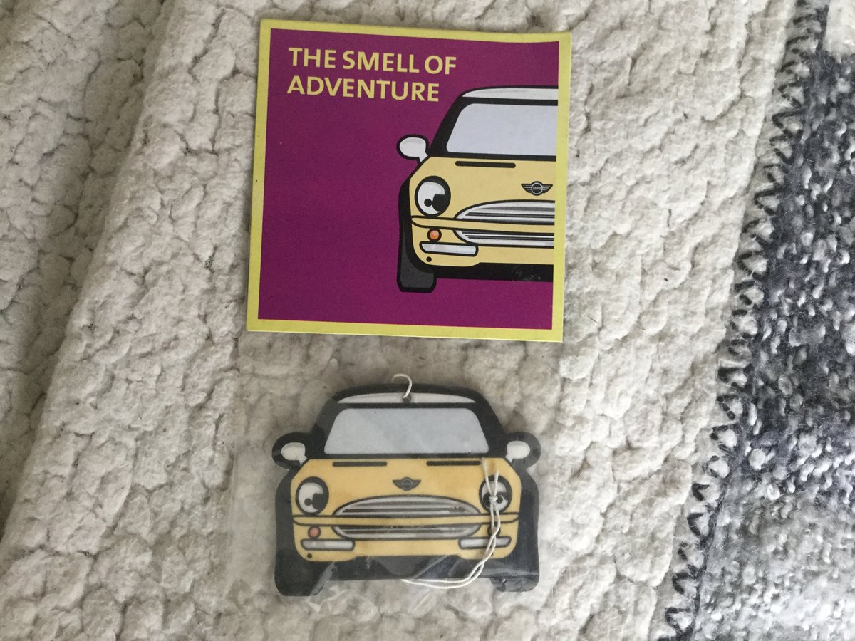 Mini air freshener For Sale (picture 1 of 2)