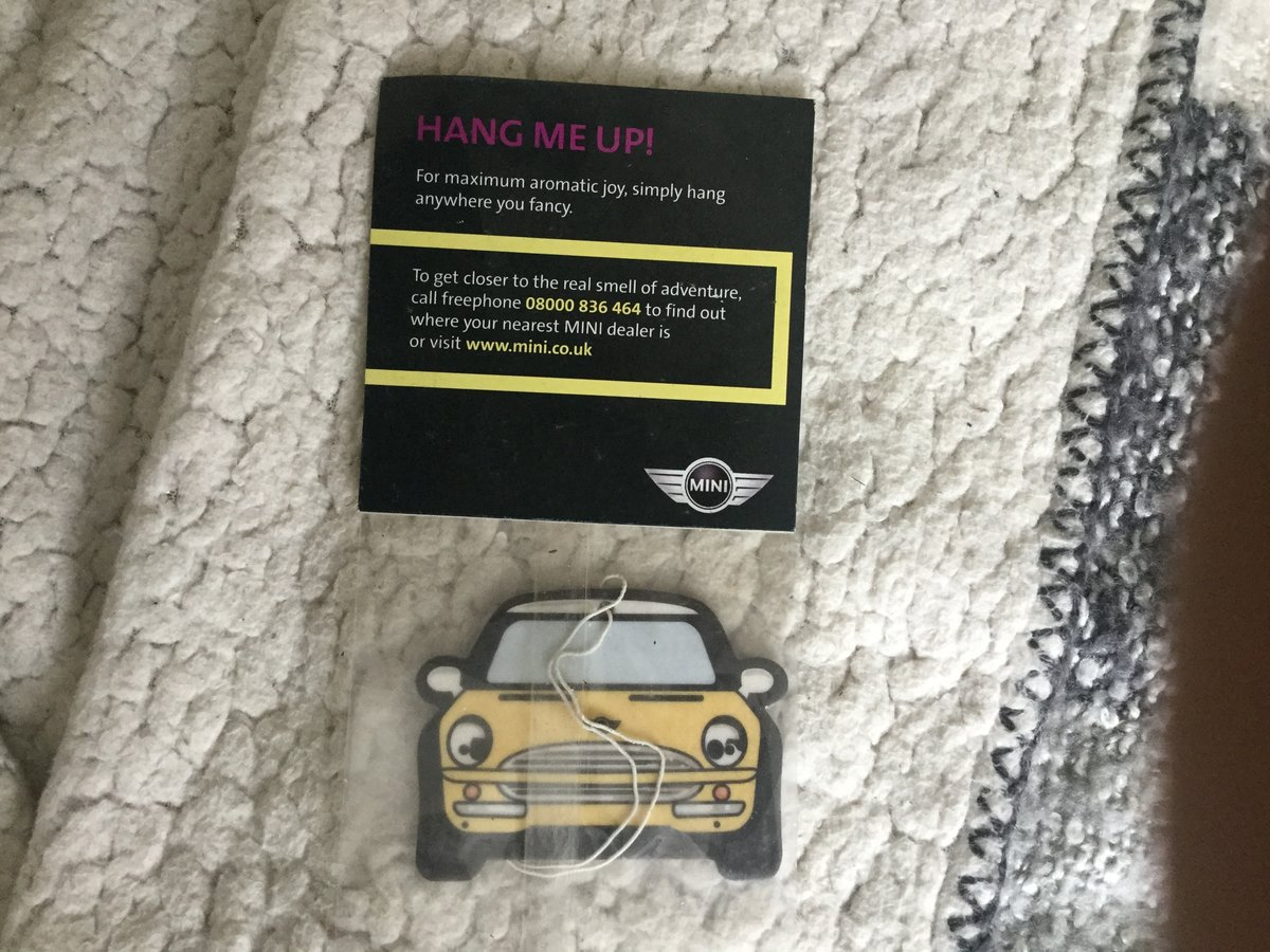 Mini air freshener For Sale (picture 2 of 2)