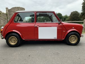 Mini - Red Turbo Charged Classic