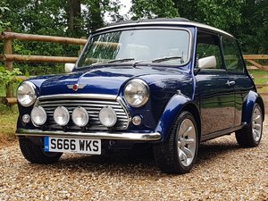 Picture of 2000 Very Rare Cooper Sport S Works SOLD