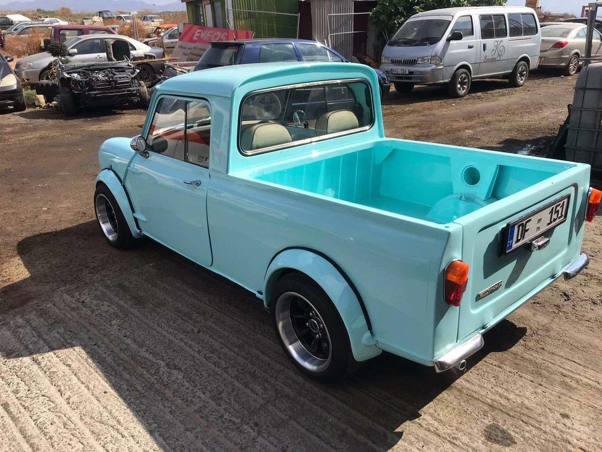 1967 Mini classic pickup 1300cc For Sale (picture 2 of 6)