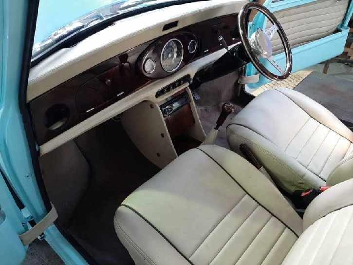 1967 Mini classic pickup 1300cc For Sale (picture 6 of 6)