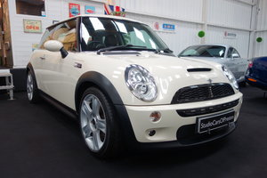 2006 Mini Cooper S R53 68'000 miles. Immaculate condition SOLD