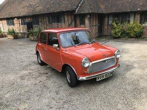 1974 Mini 1000