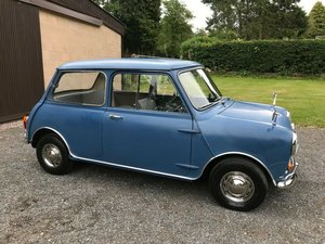 Picture of 1967 MORRIS MINI MK1 SUPER DELUXE JUST 34K UNRESTORED RARE!! SOLD